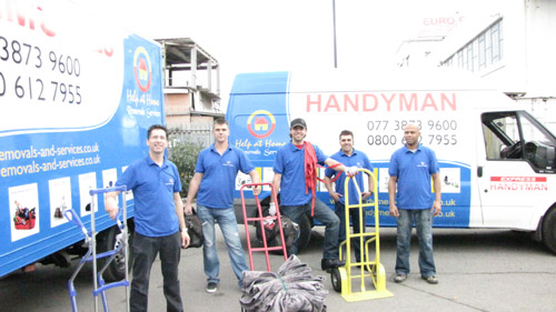 London's Finest Removals Services Company for House & Office Moves
